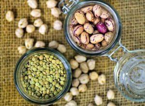Vegan Fitness betreiben? Bohnen liefern bspw. pflanzliche Proteine!